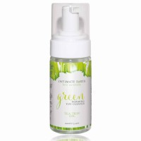 Intimate Earth Green Tee - terméktisztító spray (100ml)