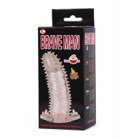 Lybaile Brave Man Penis sleeve Clear