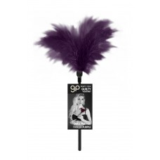 GP SMALL FEATHER TICKLER PURPLE