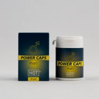 HOT MAN POWER CAPS - 60Stk.