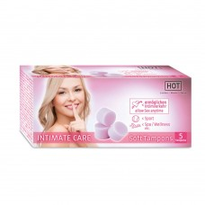 HOT INTIMATE CARE Soft Tampons 5 Stk.