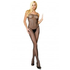 728670 FISHNET BODY STOCKING O/S BLK