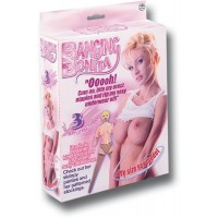 Banging Bonita PVC screening Doll