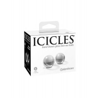 Icicles No.41 Small Glass Ben-Wa Balls
