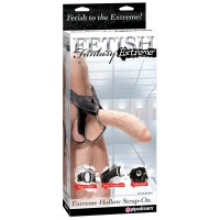 FF EXTREME - HOLLOW STRAP ON FLESH