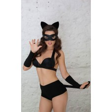 Catwoman - black    S