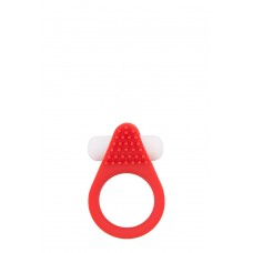 LIT-UP SILICONE STIMU RING 1 RED